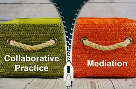 Divorce Mediation vs Collaborative Practice